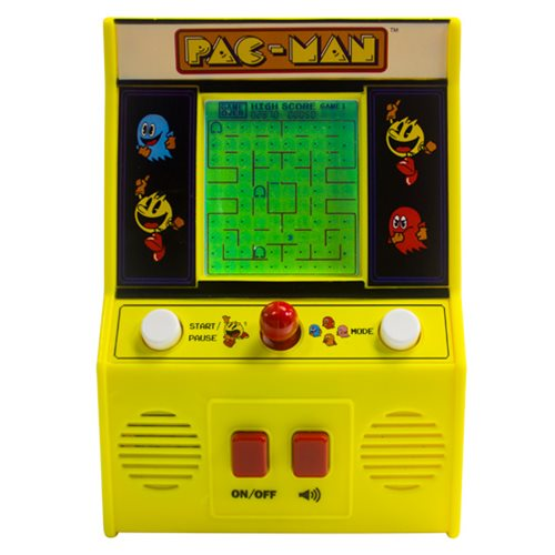 Pac-Man Mini Arcade Game