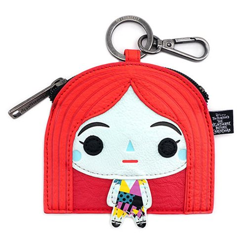 Nightmare Before Christmas Sally Chibi Coin Bag