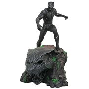Marvel Milestones Black Panther Movie Resin Statue