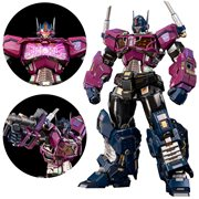 Transformers Shattered Glass Optimus Prime Kuro Kara Kuri Action Figure