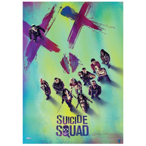 Suicide Squad Squad MightyPrint Wall Art Print