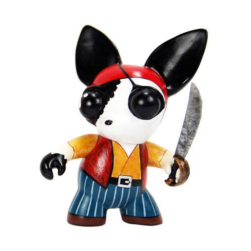 Mondo-chi 3-Inch Pirate Vinyl Figure