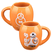 Star Wars: The Force Awakens BB-8 18 oz. Oval Ceramic Mug