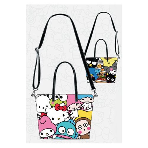 Hello Kitty Character Tote Purse