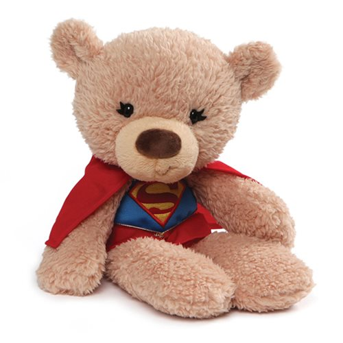 DC Comics Supergirl Fuzzy 14-Inch Plush