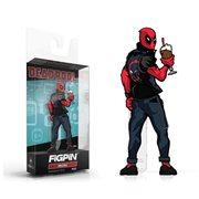 Deadpool 1950s FiGPiN Mini Enamel Pin