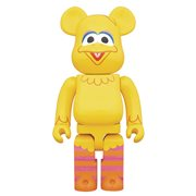 Sesame Street Big Bird 100% Bearbrick Figure