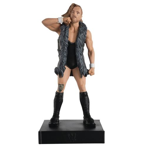 WWE Championship Collection Pete Dunne Figure with Collector Magazine