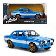 Fast and the Furious Brian's Ford Escort RS2000 MK1 1:24 Scale Die-Cast Metal Vehicle
