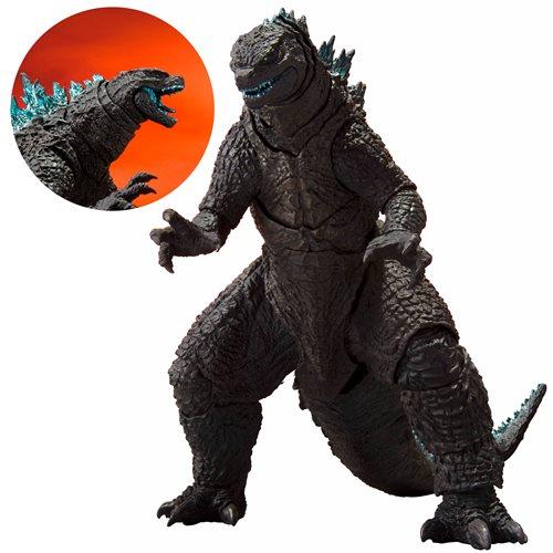 Godzilla Vs. Kong 2021 Godzilla S.H.Monsterarts Figure
