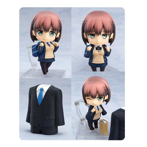 Tawawa on Mondays Ai-chan Nendoroid Action Figure