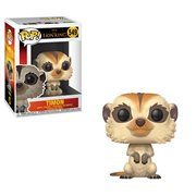 Lion King Live Action Timon Pop! Vinyl Figure #549