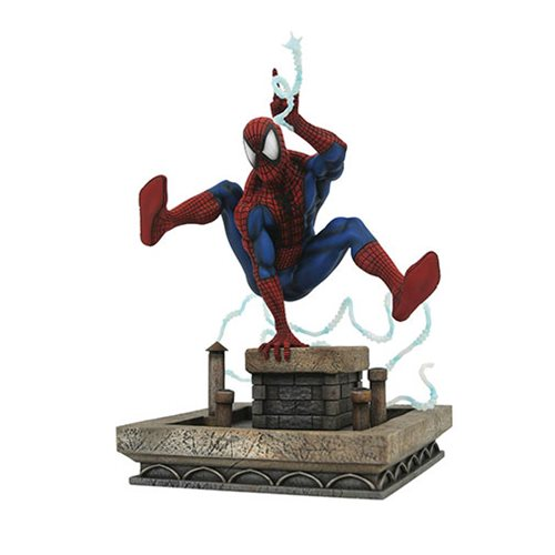 Marvel Gallery 1990s Spider-Man Statue