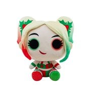 DC Holiday Holly Quinn with Mallet Pop! Plush