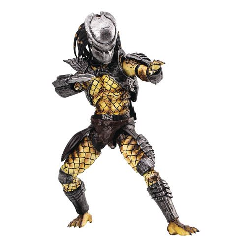 Predator 2 Scout Predator 1:18 Scale Action Figure - Previews Exclusive