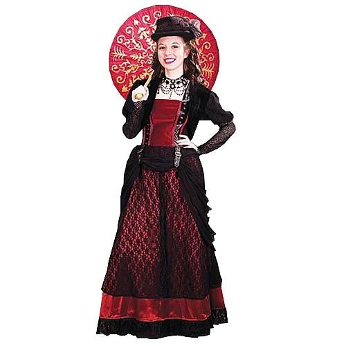 Steampunk Hms Gown