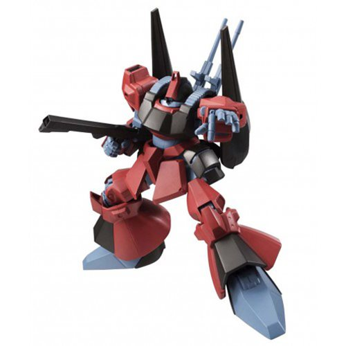Zeta Gundam Rick Dias Side MS Robot Spirits Action Figure