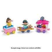 Disney Princess Little People Parade Vehicle Case