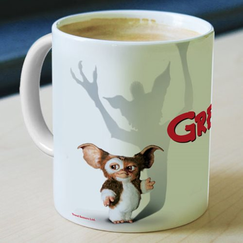 Gremlins The Gremlins Are Coming 11 oz. White Ceramic Mug