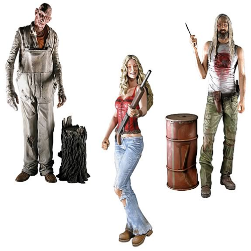 The Devils Rejects Series 1 Action Figure Case