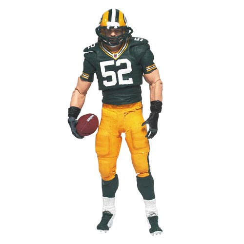 NFL Playmakers Series 4 Clay Matthews Action Figure