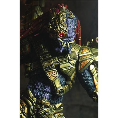 Predator Ultimate Lasershot Predator 7-Inch Action Figure