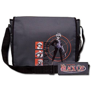 Black Cat Sharpshooter Messenger Bag