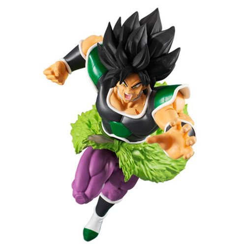 Dragon Ball Super Saiyan Broly Rage Mode Styling Mini-Figure