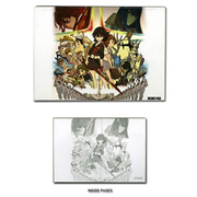 Kill la Kill Group Photo Memo Pad