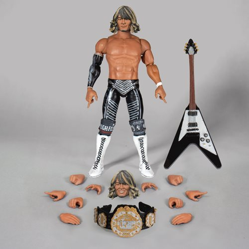 New Japan Pro-Wrestling Ultimates Hiroshi Tanahashi Action Figure