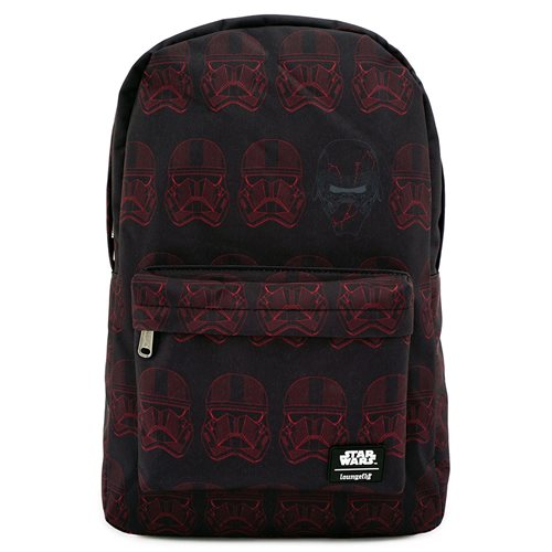 Star Wars Episode 9 Rise of Skywalker Sith Trooper Backpack