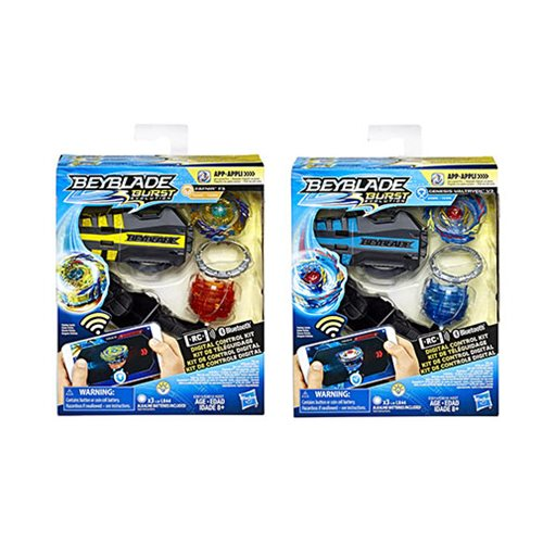 Beyblade Burst Evolution Digital Control Tops Wave 1