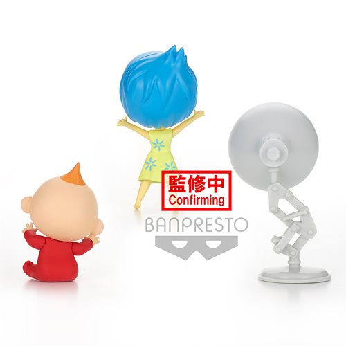 Pixar Characters Fest Figure Collection Vol. 9 Set of 3