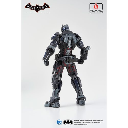 Batman Arkham Knight Hito Kara Kuri Action Figure