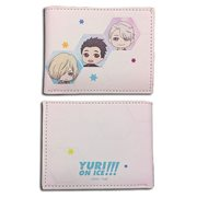 Yuri on Ice Group Wallet
