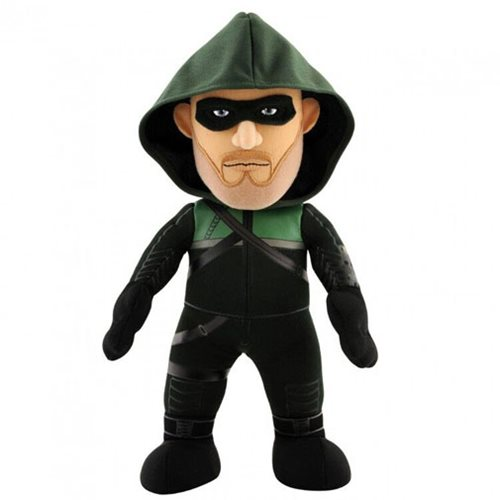 Arrow TV Series Hooded Arrow 10-Inch Plush Figure