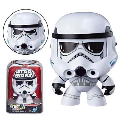 Star Wars Mighty Muggs Action Figures Wave 3 Case