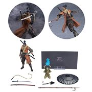 Sekiro: Shadows Die Twice Sekiro DX Ed. Figma Action Figure