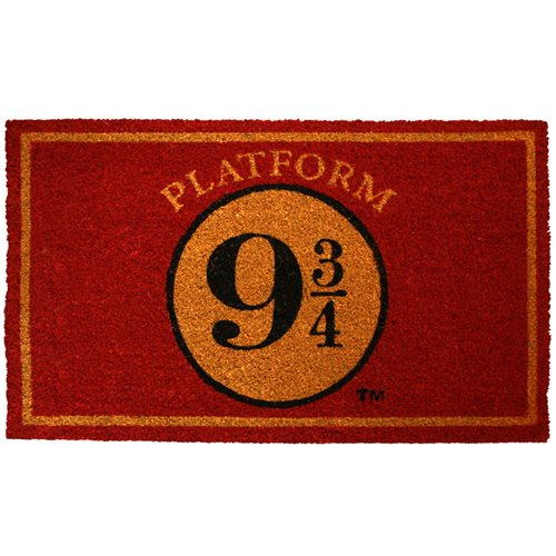 Harry Potter Platform 9 3/4 Coir Doormat