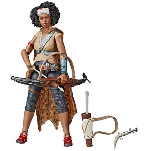 Star Wars The Black Series Jannah 6-Inch Action Figure