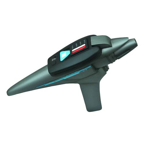 Star Trek III Movie Phaser Light-Up Prop Replica with Sound