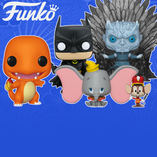 Funko Buy One Get One 50% Off