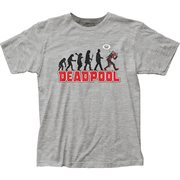 Deadpool Evolution T-Shirt