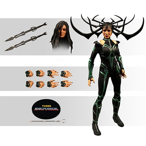 Thor: Ragnarok Hela One:12 Collective Action Figure