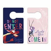 Mulan Door Hanger