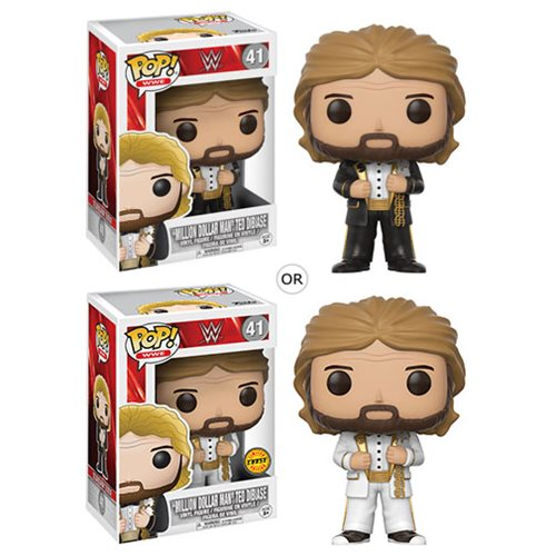WWE Million Dollar Man Old School Pop! Vinyl Figure, Not Mint