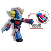 UFO Robo Grendizer Baby Grendizer Vinyl Figure with Weapon