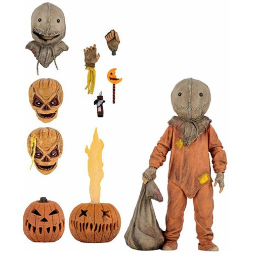 Trick 'r Treat Sam 7-Inch Scale Ultimate Action Figure