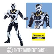 Power Rangers in Space Legacy Psycho Silver Ranger Action Figure - Entertainment Earth Exclusive
