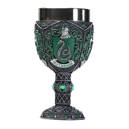 Harry Potter Slytherin Decorative Goblet